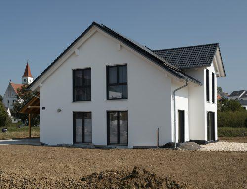 Einfamilienhaus Bernstadt