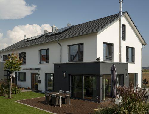 Doppelhaus Bollingen