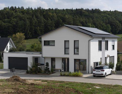 Einfamilienhaus Breitingen