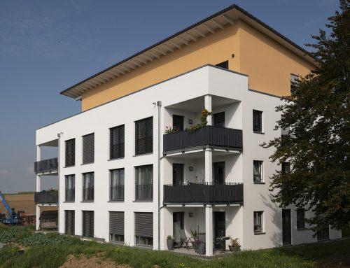 Mehrfamilienhaus Dornstadt